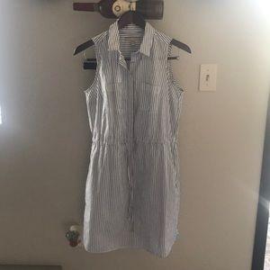 Banana republic shirt dress